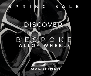 ドP RING s LE DISCOVER B ESPOK日 ALLOY WHEELS ロVERFINCH