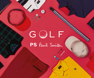 GOLF PS Paul Smith