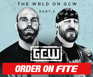 THE WRLD ON Gcw PART 2 GE山 ORDER ON FITE