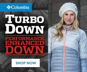 >Columbia TURBO DowN PERFORMANCE ENHANCED DOWN SHOP NOW