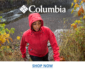 Columbia SHOP NOW