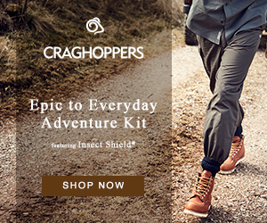 の CRAGHOPPERS Epio to Everyday Adventure Kit estr Insect Shfelds SHOP NOW