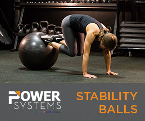 FOWER 「SYSTEMS STABILITY BALLS