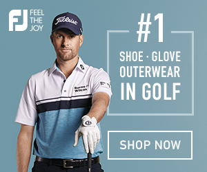 FEEL THE 。 JOY #1 SHOE- GLOVE OUTERWEAR IN GOLF SHOP NOW